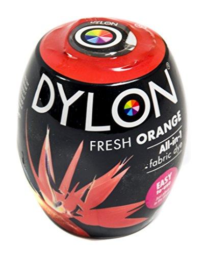 Dylon Maschine Dye Pod Box von 3Fresh Orange (Permanent Dye Dylon Fabric)