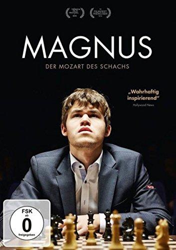 Magnus - Der Mozart des Schachs (OmU) - Ree Bücher
