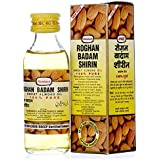 Hamdard Roghan Badam Shirin Sweet Almond oil 25 ML