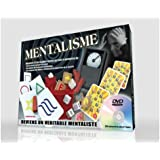 Oid Magic - MEN - Jeu Scientifique - Coffret Mentaliste avec DVD
