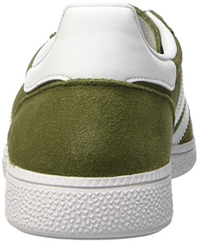 adidas Herren Spezial Pumps, Grün Multicolore (Dusgrn/Ftwwht/Crywht)