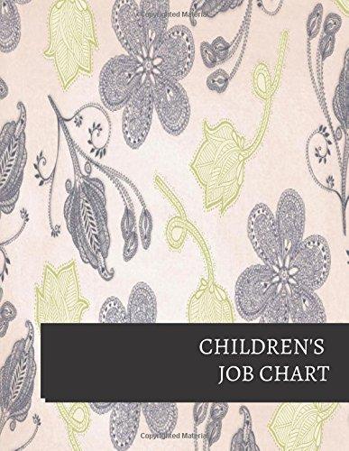 Children's Job Chart - Job-chart