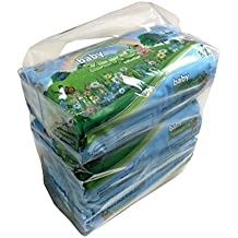 SALUSTAR - Pack Toallitas Humedas 3X80 Uds Salustar