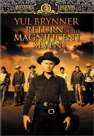 Return of the Magnificent Seven by 20th Century Fox