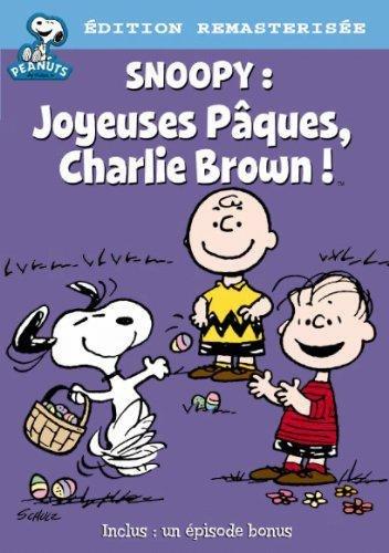 Bild von Snoopy : joyeuses pâques charlie brown [FR Import]
