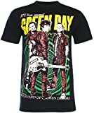 (PALLAS) Green Day T-Shirt (NS059)