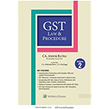 GST Law and Procedure - Vol. 1&2