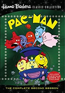 Pac-Man: The Complete Second Season [DVD] [1983] [Region 1] [US Import] [NTSC]