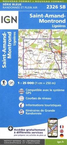 Saint-Amand-Montrond.Lignières