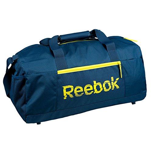 Reebok Se Medium Grip - Bolsa de deporte, color azul, talla única