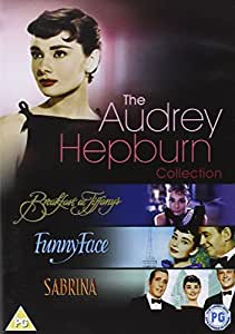 The Audrey Hepburn Collection (Breakfast At Tiffany's / Funny Face / Sabrina) [DVD]