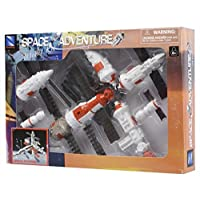 New Ray Space Adventure Model Kit - SPACE STATION