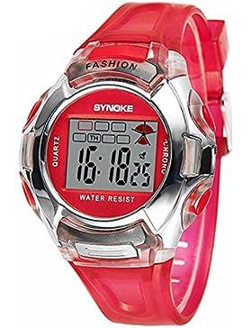 Children's electronic watch luminous-E