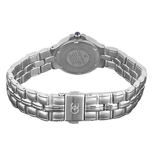 Oskar Emil, klassische Uhren, Marrakech Oskar Emil Damenuhr 500L women's Watch Armbanduhr Analog Edelstahl silber Marrakech Damen 500 - 2