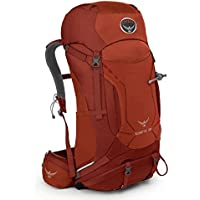 Osprey Kestrel 38, color dragon red, talla 38 Liters-M/L