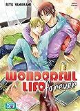 wonderful life forever livre manga yaoi