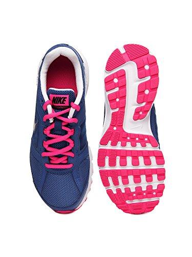 Nike Damen Wmns Air Relentless 3 Msl Laufschuhe Azul (Hypr Cobalt / Blk-White-Hypr Pnk)