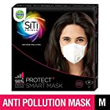 Dettol SiTi Shield Protect Plus Smart Unisex Mask, Medium