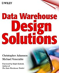 Data Warehouse Design Solutions by Michael Venerable (1998-06-29)