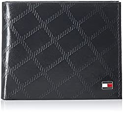Tommy Hilfiger Esperson Black Mens Wallet (TH/ESPER01GCW/BLK)