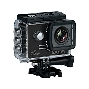 SJCAM SJ5000-14MP-1080P-Wifi Sport Action Camera for Vehicle Diving Swimming (Black)