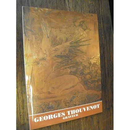 Georges Thouvenot graveur