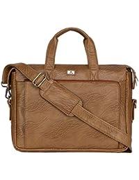 b0149ef3b K London Leatherite Handmade Men Women Unisex Laptop Bag Cross Over  Shoulder Messenger Bag Office Bag