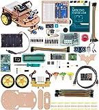 Roinco Arduino Uno Multipurpose Starter Kit For Beginners