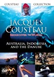 Jacques Cousteau Collection, Australia, Indonesia And The Danube - Rediscover The World [2007] [DVD]