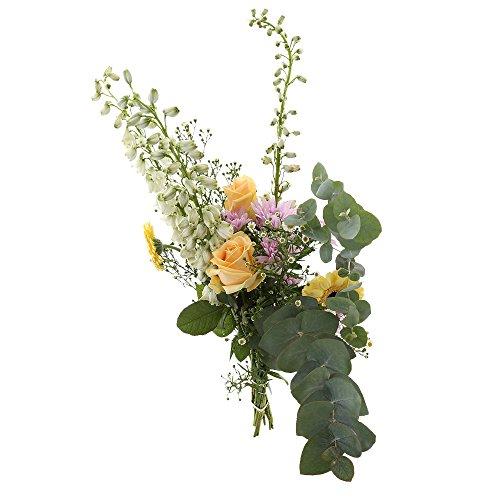 Choice of Green - 1 grand bouquet de nuances - 22 tiges - Hauteur ? 60 cm - Qualité hollandaise -
