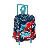 Spiderman AS067-2017 - Mochila Infantil, 37 cm