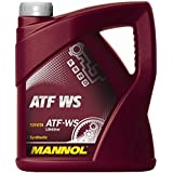 Mannol ATF WS Automatic Special, 4L)