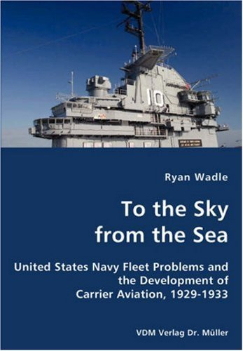 To the Sky from the Sea by Ryan Wadle (2007-12-18)