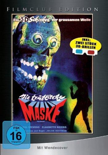 Bild von Die teuflische Maske 3D - Filmclub Edition 10 [Limited Edition]