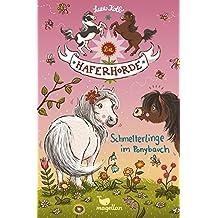 Die Haferhorde – Schmetterlinge im Ponybauch – Band 4