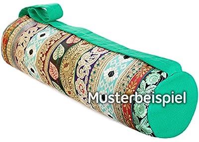 Yogamattentasche »DELUXE« hochwertige Unikate aus 100% indischen Stoffen / jede Tasche mit einzigartigem Muster / von HARMONY BALL