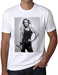 Carrie Underwood T-shirt,cadeau,Homme,Blanc,t shirt homme