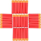 30 Stk Nachfüll Darts 9.5cm Red Soft Mega Refill Bullet Schaum Darts Für Nerf N-Strike Elite Mega Blasters Spielzeugpistole Rot