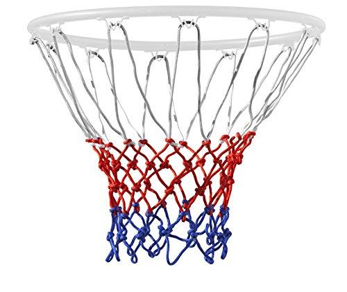 Trixes Basketballnetz mit 12 Schleifen