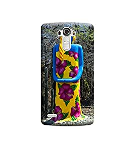 Ebby Premium Printed Back Case Cover With Full protection For LG-G4 (Designer Case)