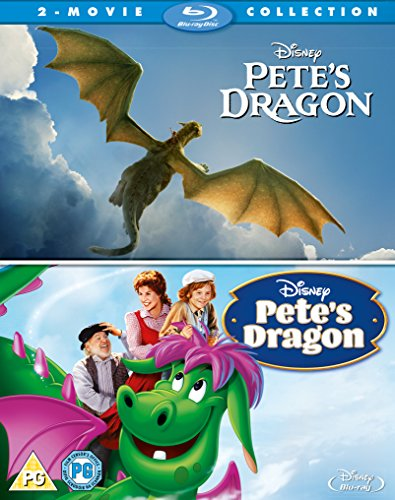 Picture of Pete's Dragon Live Action and Animation Box Set [Blu-ray] [Region Free]