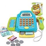 Etbotu Kinder Rollenspiele Kinder p?dagogisches Spielzeug Haus Familie Spiel Supermarkt Kasse Counter Shopping Toy