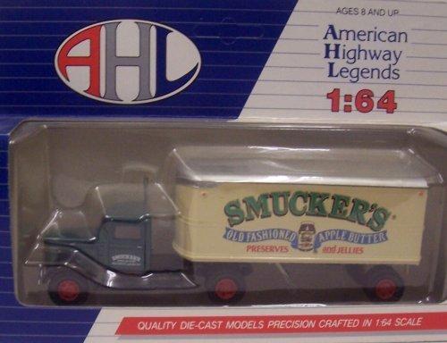 hartoy-53102-smuckers-semi-truck-1-64-by-hartoy