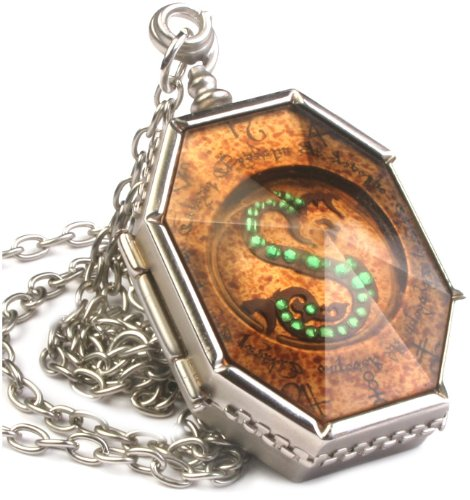 HARRY POTTER Horcrux Medaillon -