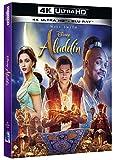 Locandina Aladdin (Live Action) (Blu-Ray 4K Ultra Hd+Blu-Ray)