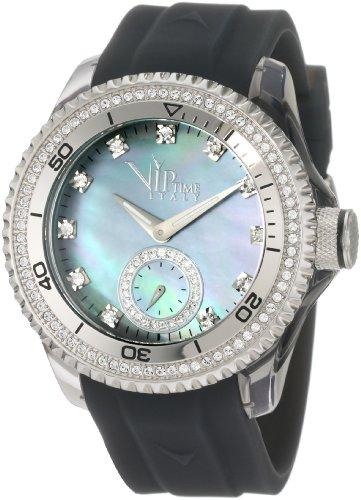 VIP Time VP8021GY - Orologio da polso da donna