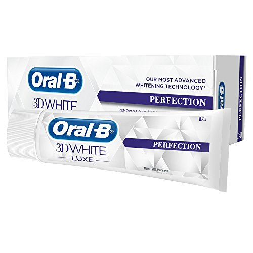 Oral-B 3DWhite Luxe Perfection Toothpaste, 75 ml