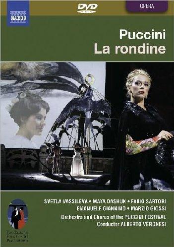 Giacomo Puccini - La rondine(+booklet)