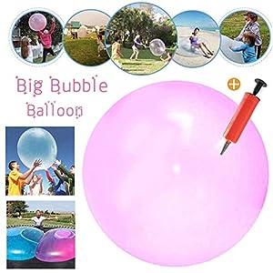 Super Wubble Bubble Ball,Inflatable Wasserball weicher,Aufblasbare...