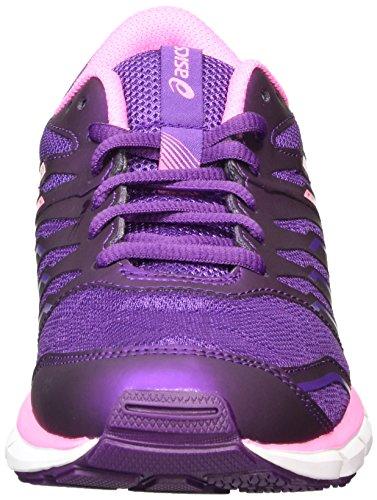 4 Asics Damen 3393 purple zaraca silver Violett flamingo Laufschuhe Gel wq7UEnqxPH